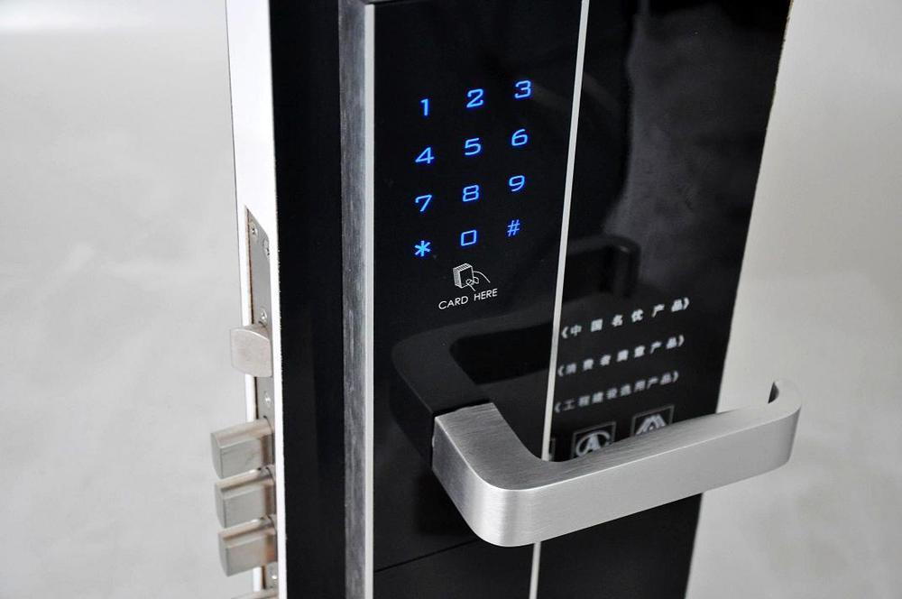 Electronic Sliding Door Lock Password Door Digital Lock