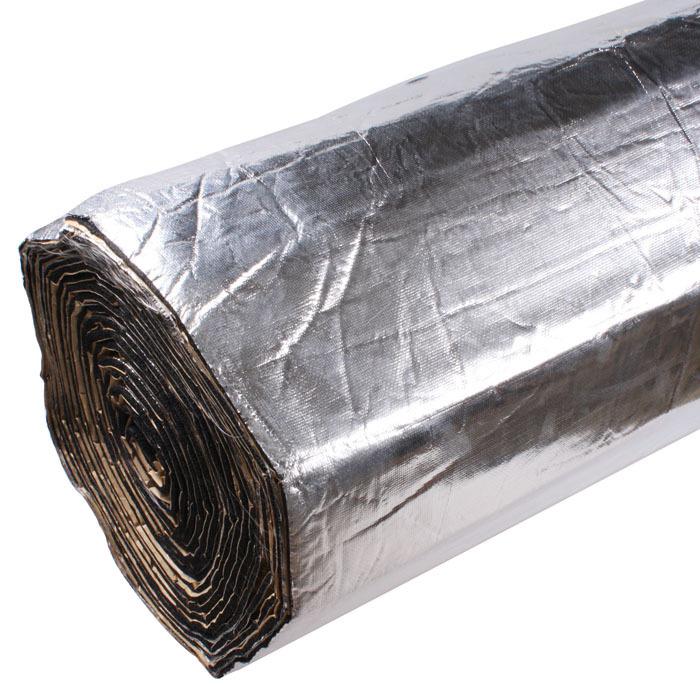 mat riaux d 39 isolation phonique pour les autos adh sif feuille d 39 aluminium de coton d 39 isolation. Black Bedroom Furniture Sets. Home Design Ideas