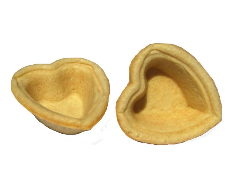 Heart Shaped Tart Shell Buy Tart Shell Product On