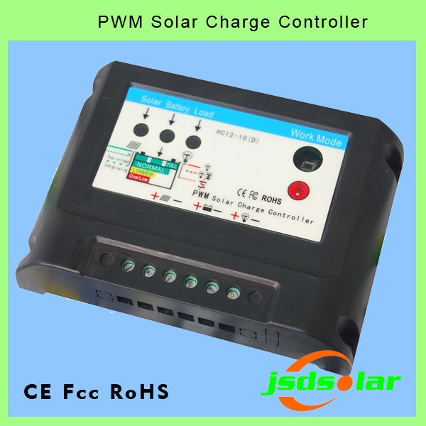 Solar Panel Regulator 12v 24v 15amp Manual Pwm Solar