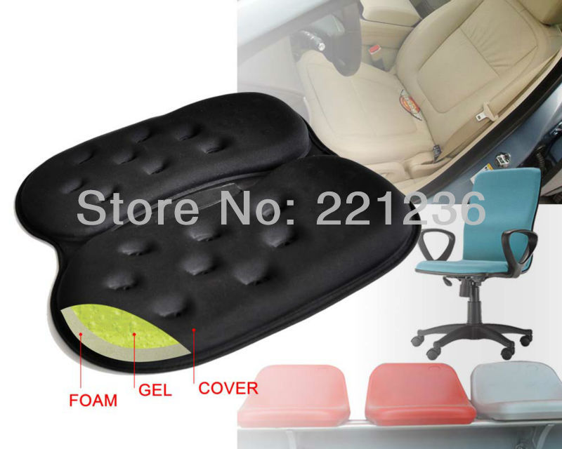 Auto Gel Seat Cushion Recertification Acls