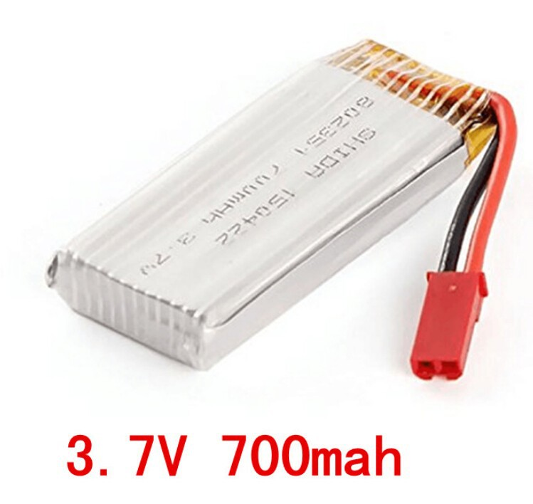 Free Shipping 3.7V 700mAh Li-po battery for SKY Hawkeye HM1315   HM1315S  FPV RC Quadcopter HM1315 spare parts - us603 c34ce7796680c