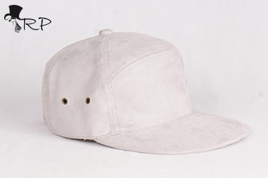 3aada81e9 Corduroy Suede Brand Blank 5 Panel Caps Hip Hop Hat Bone Bobby Five Panel  Snapback Baseball Cap For Men Women Flat Hat Casquette
