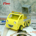 Brand New Bob The Builder Toys Elevator Truck Flex Diecast Metal Magnetic Car Toy For Gift