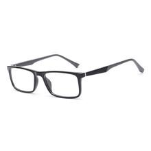 TR90, мужские очки, оправа, компьютерная, оптическая, прозрачная, дизайнерская, близорукость, бренд, очки, оправа # YX0285-3(Китай)