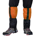 2 PCS Outdoor Adult Waterproof Ski Snow Gaiters Mountaineering Snow Cover Foot Sleeve In Stock