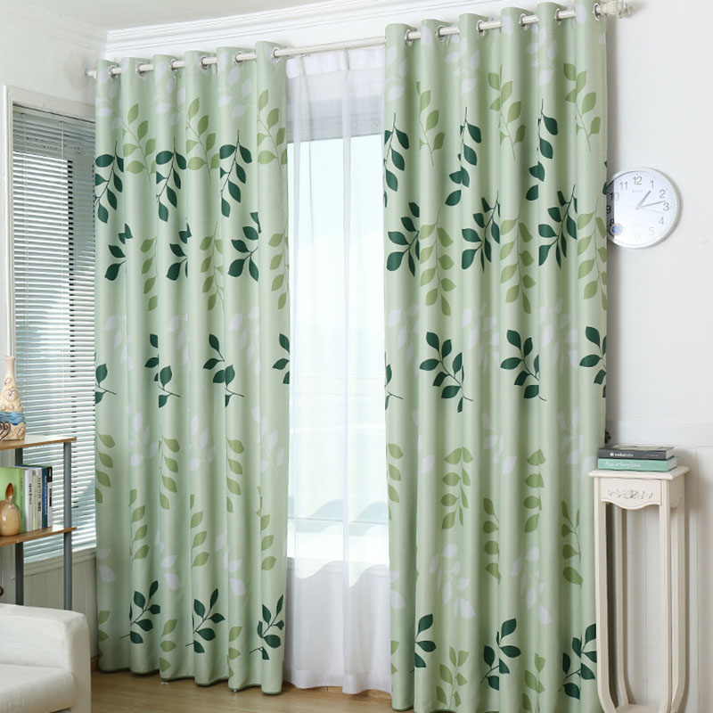 blackout curtains for living room bedroom children 39 s curtains polyester rideaux pour le salon. Black Bedroom Furniture Sets. Home Design Ideas