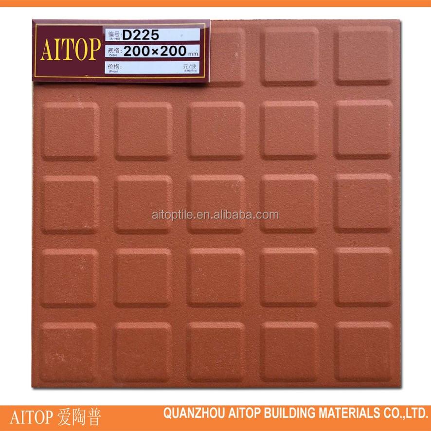 Uganda Terracotta Red Ceramic Tile 12x12 Buy Red Ceramic