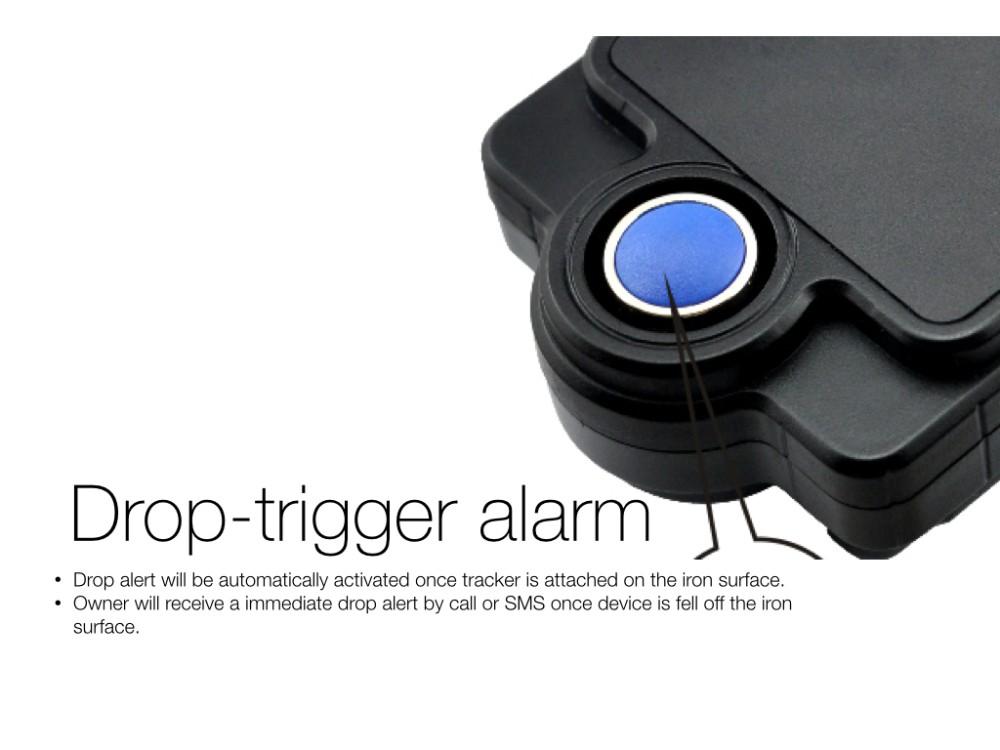10000mah Big Battery Magnetic Gps Tracker Tk10se For - Imagez co