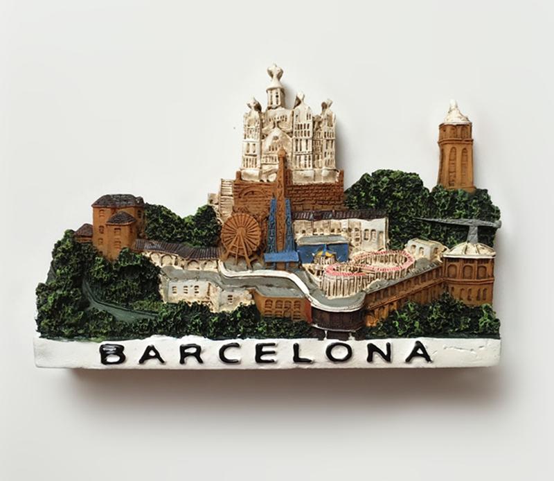 popular barcelona spain souvenirs buy cheap barcelona. Black Bedroom Furniture Sets. Home Design Ideas