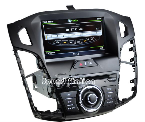 for ford for focus 3 2012 2013 2014 2015 car dvd gps. Black Bedroom Furniture Sets. Home Design Ideas