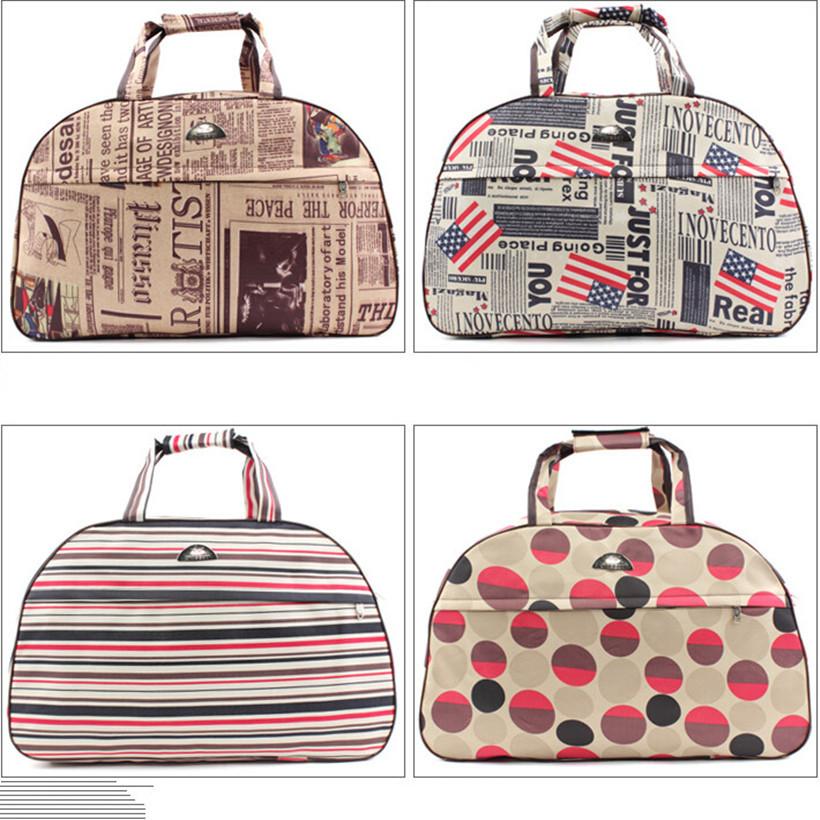 34486e89e189 Купить онлайн: 2015 водонепроницаемый оксфорд женщины красочные дорожная  сумка большая ручная кладь сумки G094-C