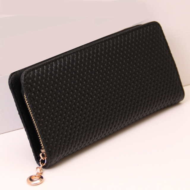 Fashion New Women's Casual Large Capacity Wallets Handbag