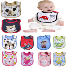 Hot Sales Newborn Baby Bibs Waterproof Bib Bandana Bibs For Kids Baberos Bebes Girls Boys Bib