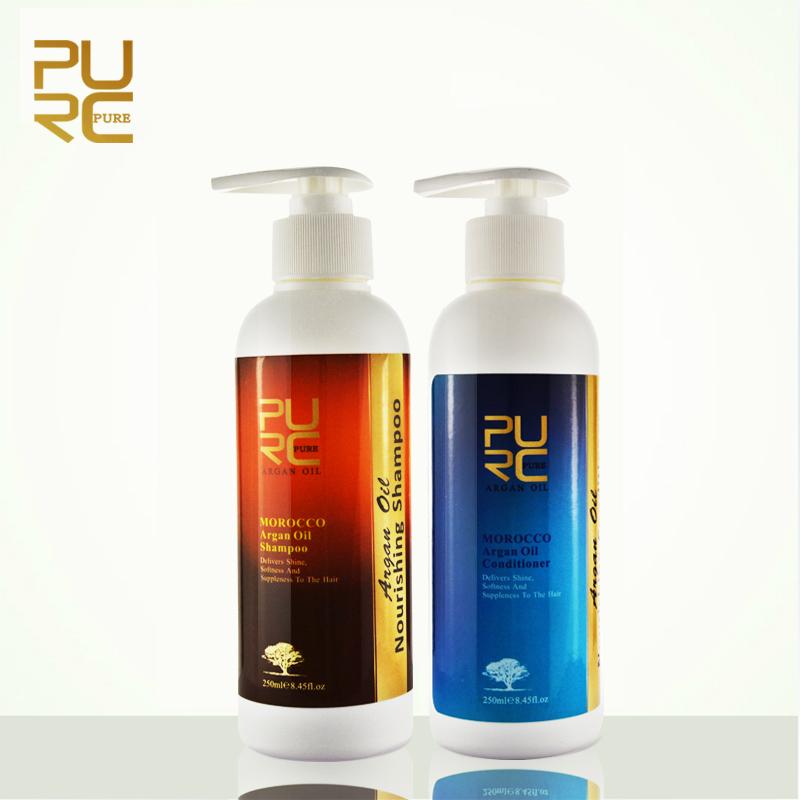 Aliexpress.com : Buy PURC Argan Oil Hair Shampoo And Hair