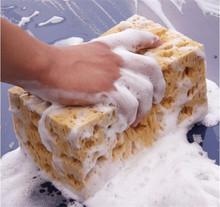 Honeycomb Coralline Car Sponge Macroporous Cleaning Washing Care Automobile Washing Auto Clean Brushes Block