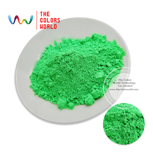 TCYG-611 Green neon Colors Fluorescent Neon Pigment Powder for Nail Polish&Painting&Printing 1 lot= 50g