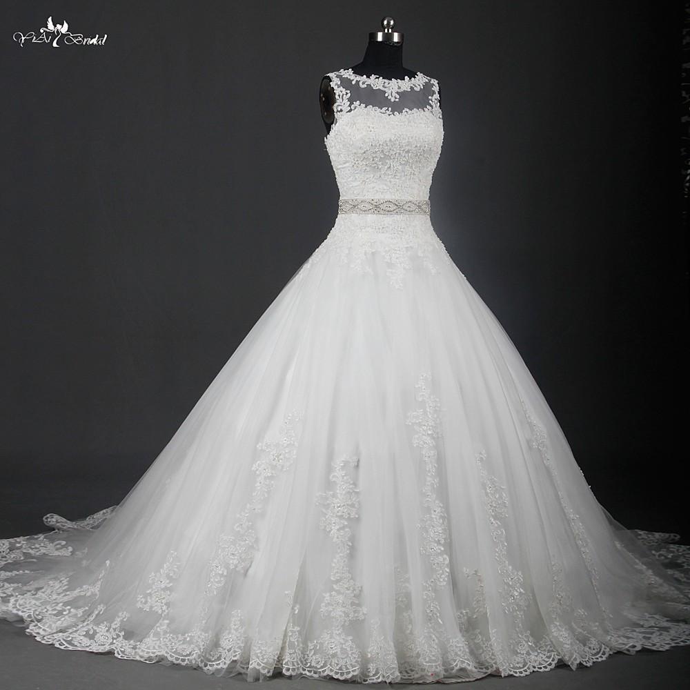 Rsw951 Latest Bridal Wedding Gown Designs With Crystal