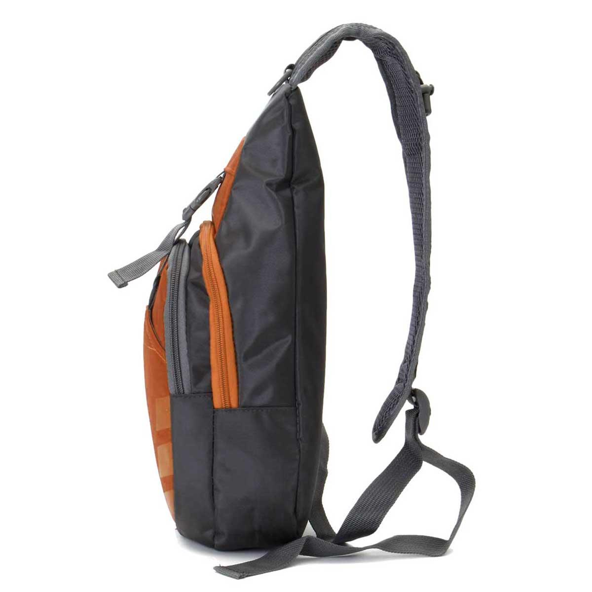 9265356c4c Outdoor Men Women Crossbody Shoulder Bag Unisex Nylon Chest Pack for ...