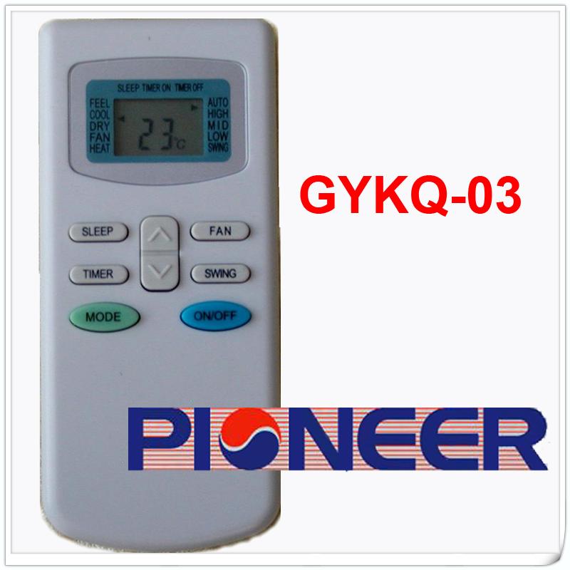 Pioneer air conditioner remote control manual
