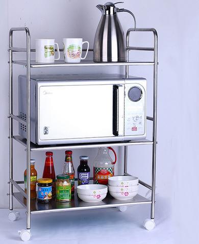 online kaufen gro handel metall mikrowelle regal aus china. Black Bedroom Furniture Sets. Home Design Ideas