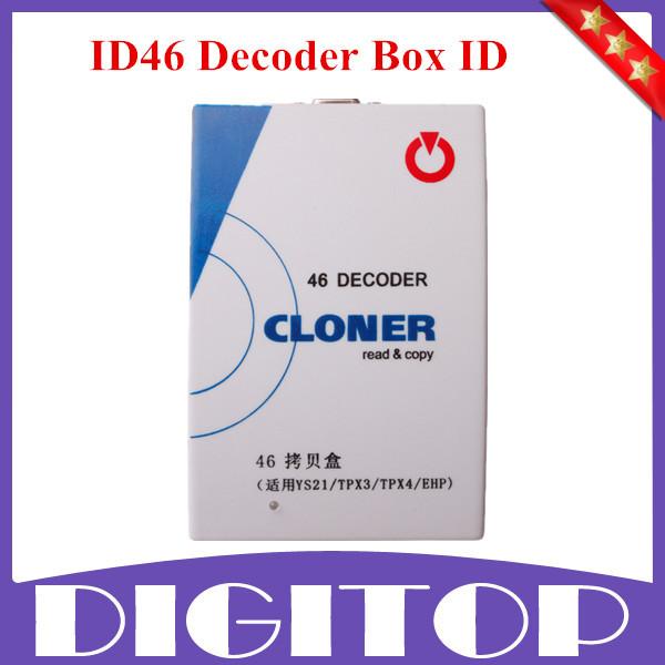 Высокое качество ID46 декодер ID 46 копировать Box ND900 ключевые программер быстрая доставка