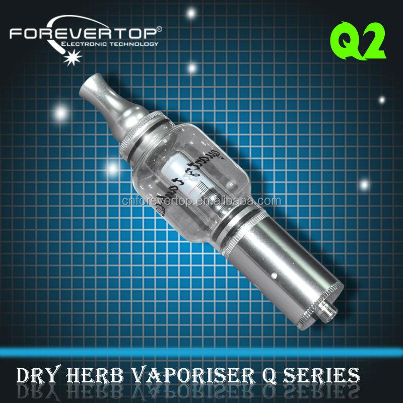 Forevertop Water Vapor Vaporizer Q2 Tank Quartz Herbal