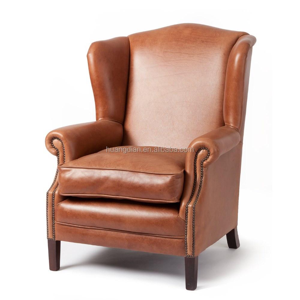 moderne en cuir chaise canap chaise rivet tuft utilis pour restaurant h tel chaises en bois. Black Bedroom Furniture Sets. Home Design Ideas