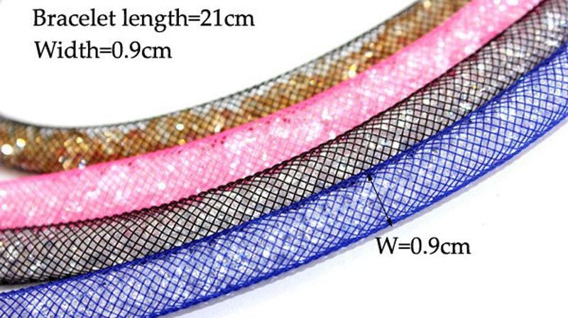 2015 летний стиль 17 цветов stardust браслеты chhc браслеты mujer высокое качество быстрая доставка B313