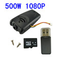 RC four axis aircraft 1080P camera DFD F181 F183 H8C H12C remote control helicopter parts 500W
