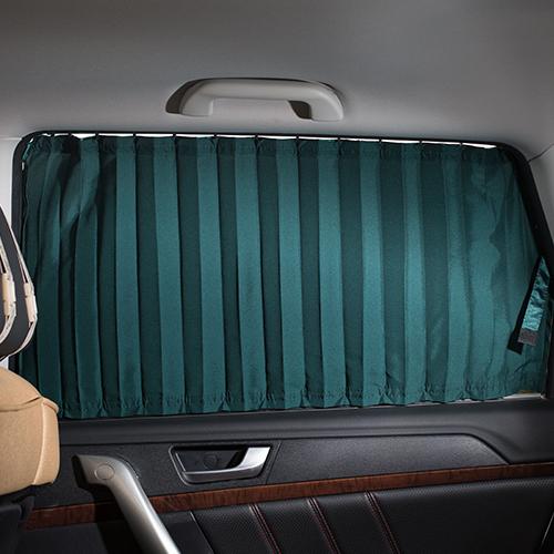 Adjustable Rail Car Curtains Car Curtain Of Luxury Silk