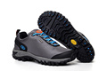 2016 Original Brand Outdoor trekking shoes Waterproof Oxford anti skid breathable men shoes mountain climbing gray