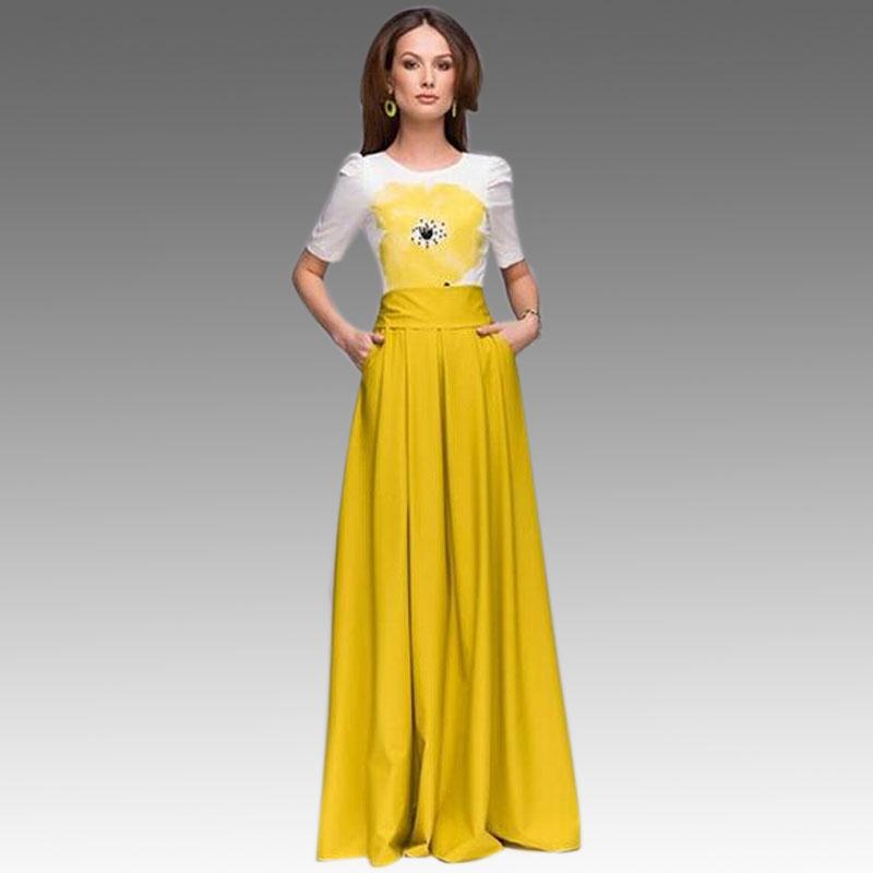 yellow wallpaper summer dress - photo #31