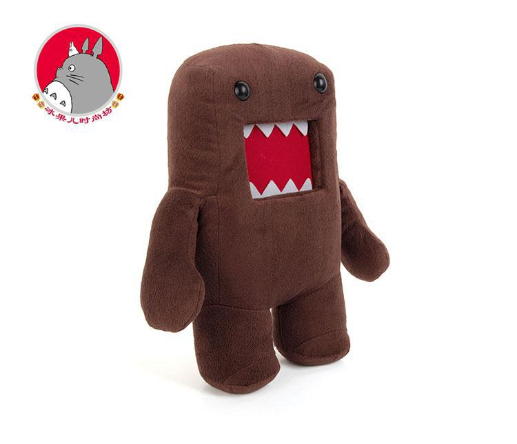 hot sale 18cm domokun funny domo kun doll children novelty creative gift the kawaii domo kun
