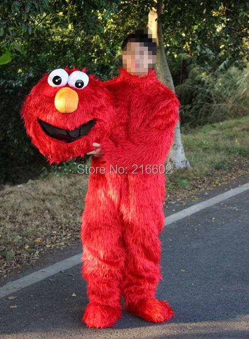 Adult Elmo Costume Rental 82