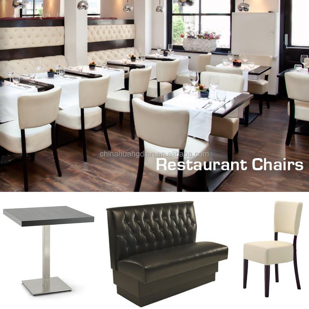 Dubai Used Restaurant Furniture Hdct114-1
