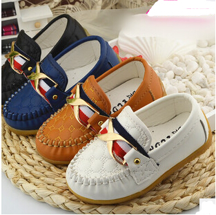 casual children shoes boys girls shoes hotsale boys girls single shoes soft sole single shoes for