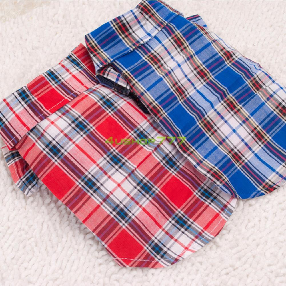Собака летом дышащие футболки жилет щенок грудная бикини цветок печать ClothesET0092