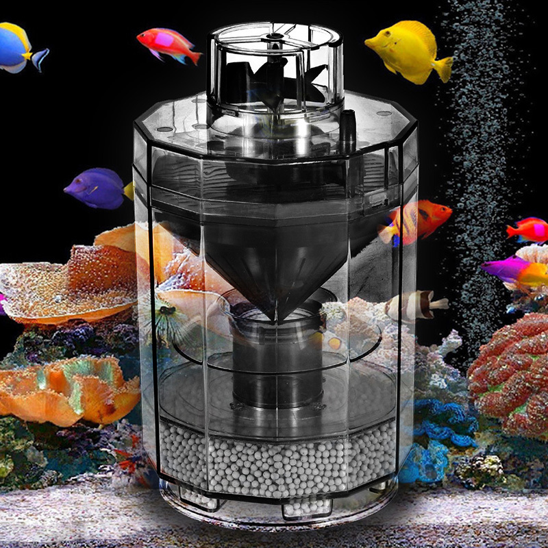 new triple forced suction fish tank water filter for 80cm 100cm aquarium freshwater seawater. Black Bedroom Furniture Sets. Home Design Ideas