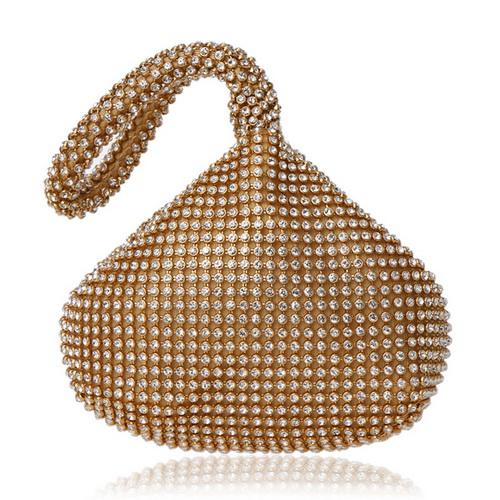 SEKUSA мягкие женские вечерние сумки с бусинами, открытые стильные дамские свадебные сумочки Bridalmaid, сумочка для нового года, Подарочный клатч(Китай)