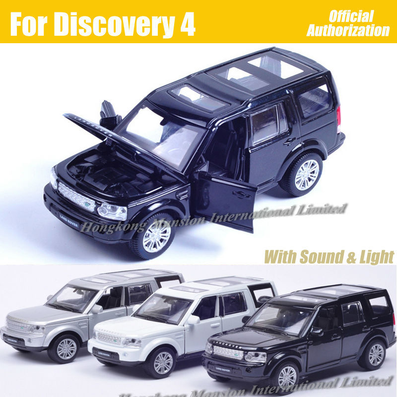 132 Land Rover Discovery 4 Car Model