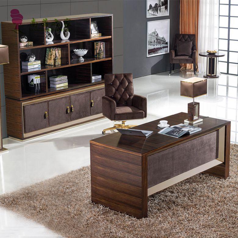 Mordern Home Furniture Living Room Bookcase Computer Desk