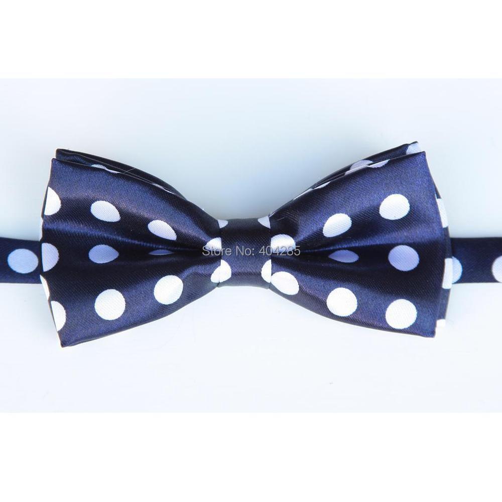 butterfly dot kids ties boys tie baby bowties pattern neckties neckwear