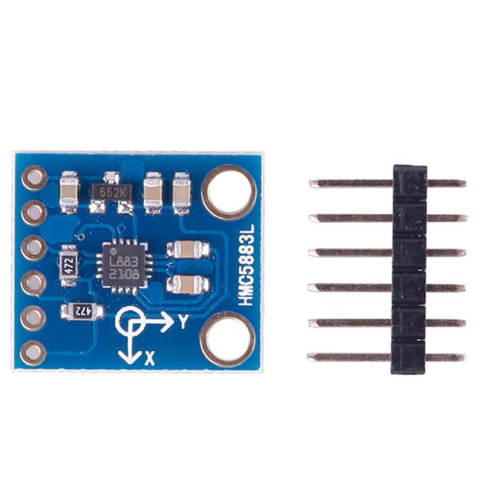 HMC5883L 3 Axis Electronic Compass Magnetometer Sensor