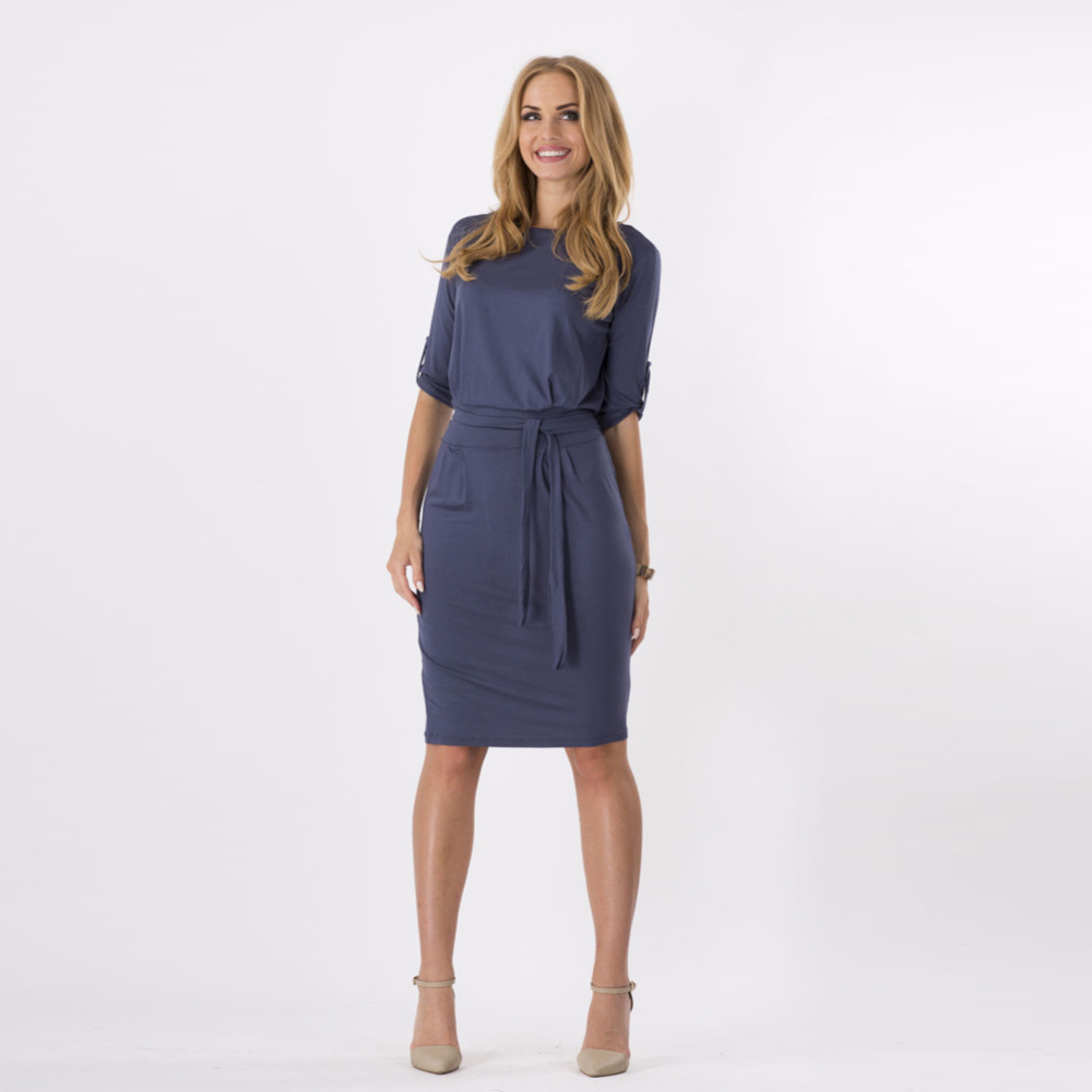 Showing selected results. See all results for business casual dresses for women.