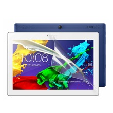 2Pcs Clear LCD Screen Protector Protective Film For Lenovo Tab 2 A10 A10-70 A10-70LC 10.1″ Tablet + Alcohol Cloth + Clean Cloth
