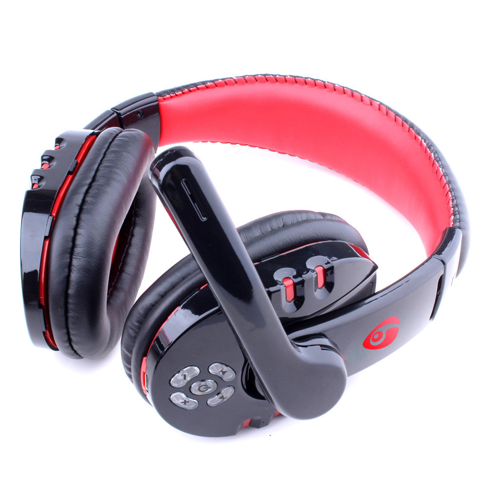 New Bluetooth Game Headphone Gamer Earphone With Microphone Stereo Gaming Headset Professional Wireless For Ps3 Pc Gameplay Y8 Aliexpress