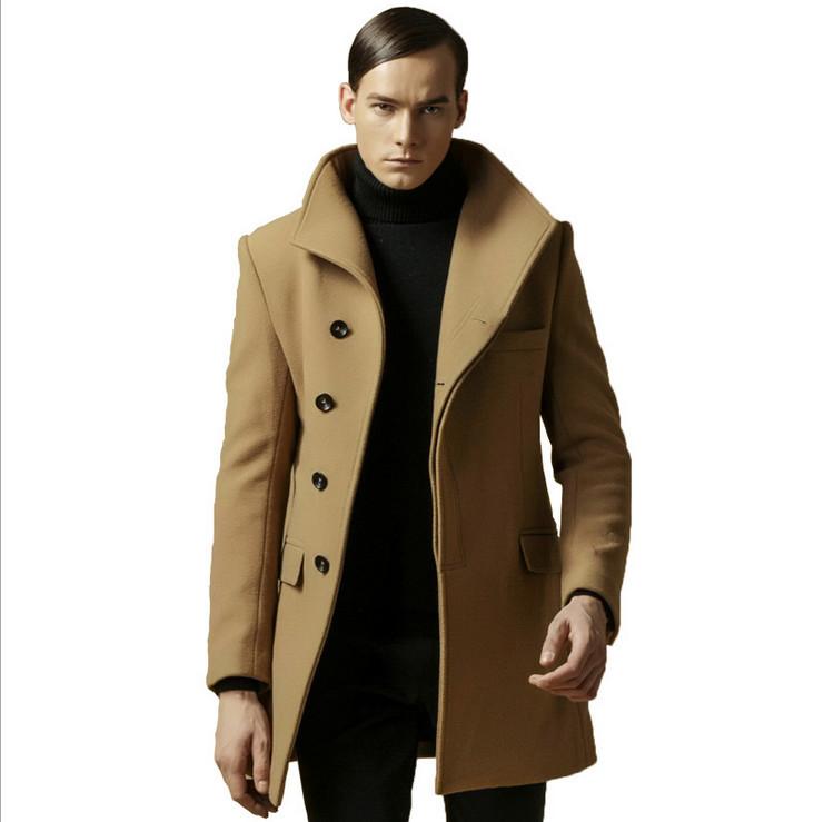 Mens Long Coat Styles - JacketIn
