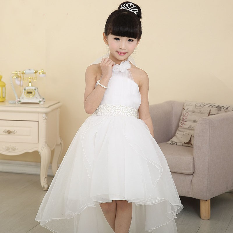 Fancy White Childrens Bridesmaid Dresses Images Wedding Dress