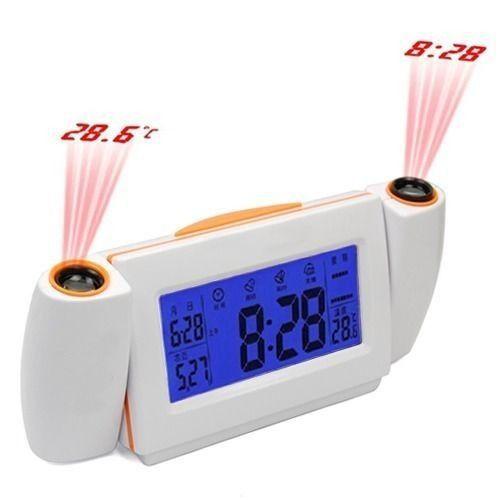 digitale led dual laser wand projektor projektion alarm zeit uhr temperatur in dual digital. Black Bedroom Furniture Sets. Home Design Ideas